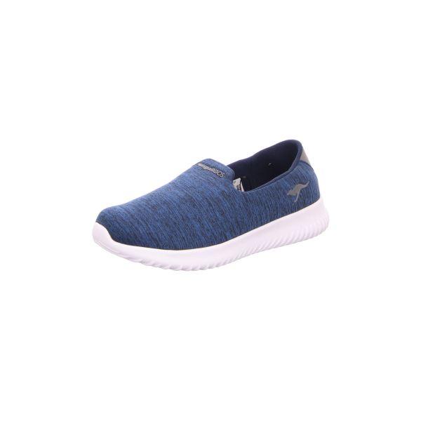 Kangaroos Sneaker Slipper SLIP ON blue